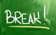 Break Concept