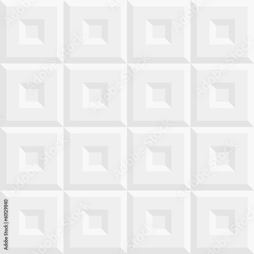 Abstract white, grey seamless vector pattern, texture