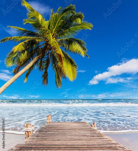 mata magnetyczna Urlop na plaży
