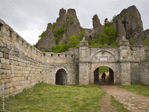 Bulgarian wonders -  Belogradchik rocks