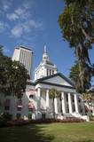 Tallahassee State Capitol buildings Florida USA