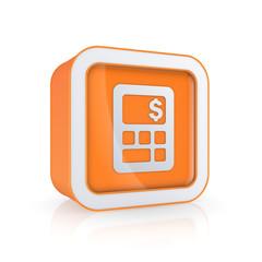 Calculator icon.