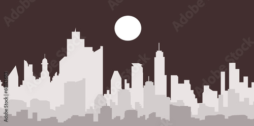 Night City -vector