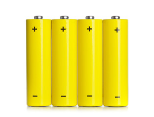 Set of AA batteries