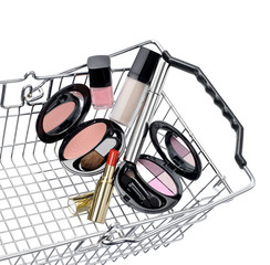 Shopping basket and generic beauty goods