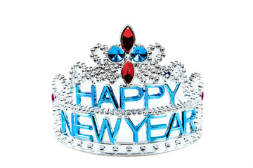 New Year Tiara