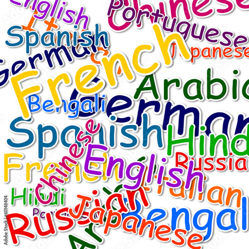 Foreign languages - 60148404
