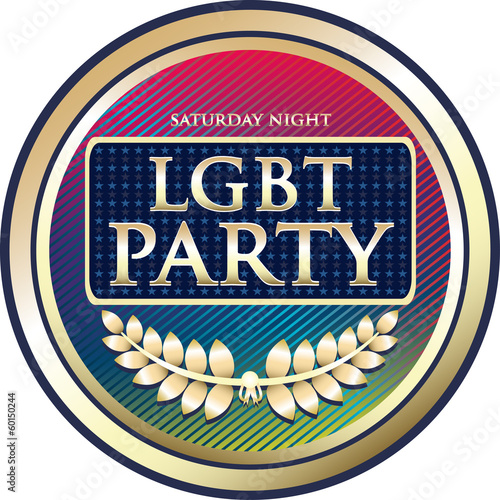 LGBT Party Label