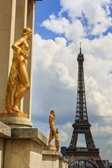 Trocadero, Palais de Chaillot, Paris, France