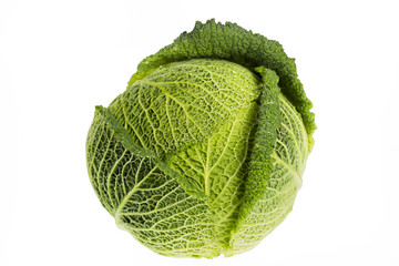 Whole Savoy Cabbage