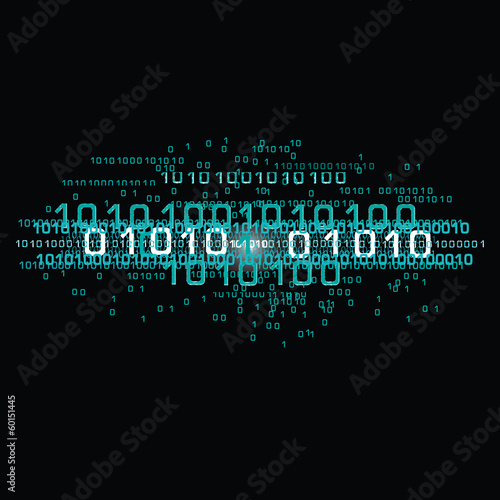 Binary Numbers Concept