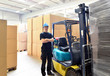 Erfolg im Beruf - Logistik und Transport // Success in business