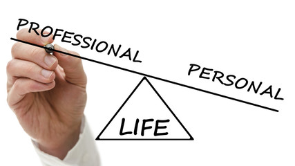 Balancing professional and personal life