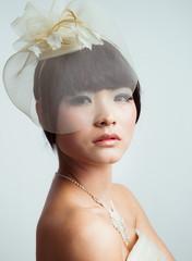 glamour Asian beauty