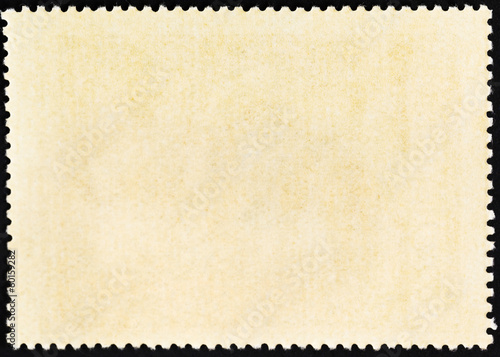 background from reverse side of postage stamp