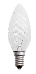 candle incandescent light bulb