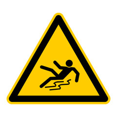 symbol for slippery when wet german rutschgefahr g422