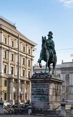 Schwarzenberg Monument, Vienna.