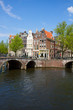 bridges of canal ring, Amsterdam
