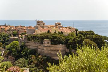 Monaco-Ville (Rock of Monaco)