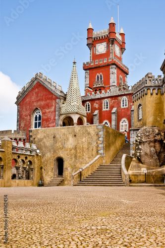 The Pena National Palace, Portugal