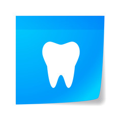 Posit with tooth icon