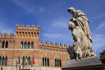 Grosseto Piazza Dante