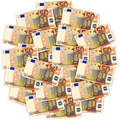 sfondo con soldi