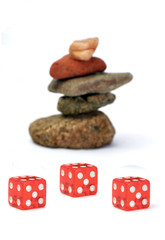 dices agains stones