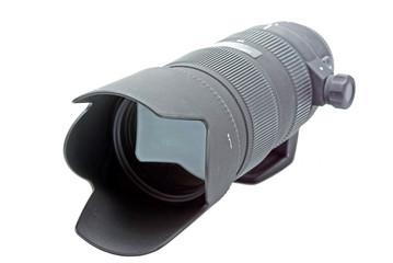 Telephoto zoom