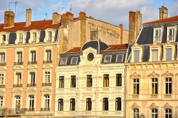 Urbanismo de Lyon, inmuebles, inmobiliario, Francia