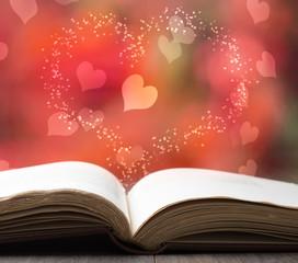Valentine Story Book
