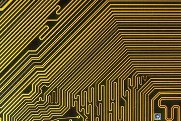 Circuit board digital highways
