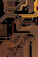 Circuit board digital highways