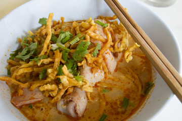 Khao Sawy - Traditional Thai Food