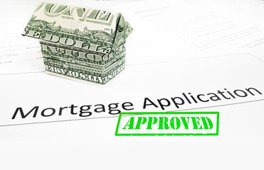 mortgage app approval