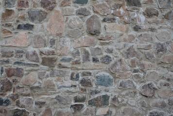 Hintergrund Natursteinmauer