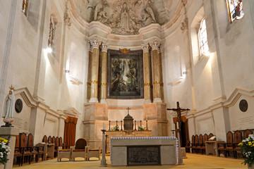 Fatima altar