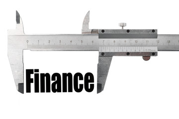 The size of our finances