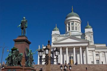 Tuomiokirkko cathedral Helsinki