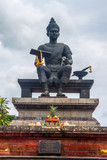 King Ramkhamhaeng Monument  in Sukhothai
