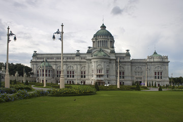 Ananta Samakhom Throne Hall in Bangkok, Thailand