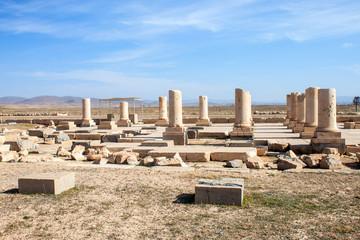 Ruins of Pasargadae, Iran