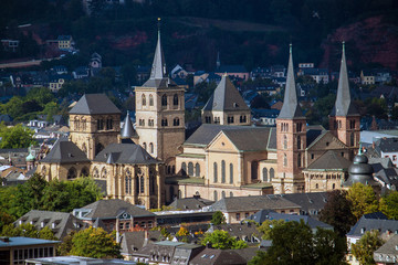 Cathedral of Saint Peter  in Trier, Germany