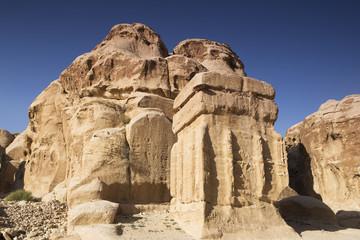 Petra stone
