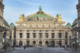 Fototapety Opéra Garnier Paris
