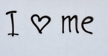 je m'aime