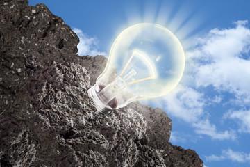 Lampadina, energia ovunque