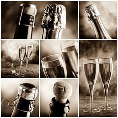 vino frizzante - bubbly wine