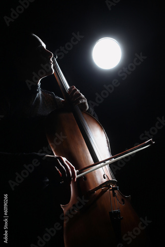 Cello classical music cellist player